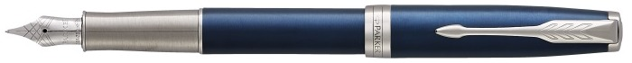 Parker Fountain pen, Sonnet Classic series Blue CT (18K gold nib)