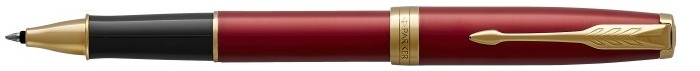 Parker Roller ball, Sonnet Classic series Red GT (Black grip)