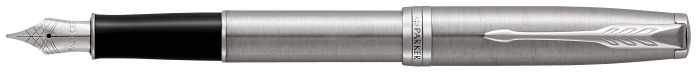 Parker Fountain pen, Sonnet Classic series Stainless steel CT