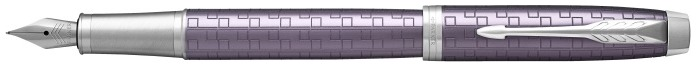 Parker Fountain pen, IM Premium Essential series Dark violet CT