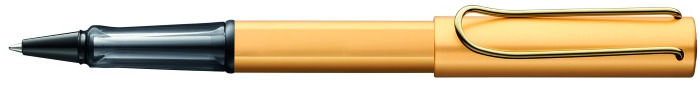 Lamy Roller ball, Lx series Yellow (Yellow gold)