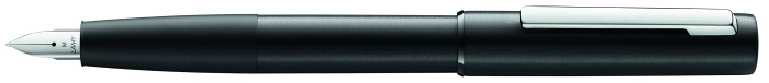 Lamy Fountain pen, aion series Black