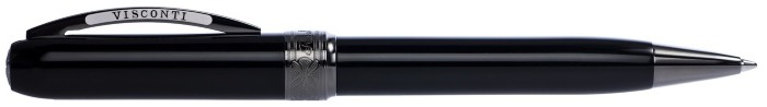 Visconti Ballpoint pen, Rembrandt series Black (Back to Black)