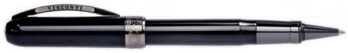 Visconti Roller ball, Rembrandt series Black (Back to Black)