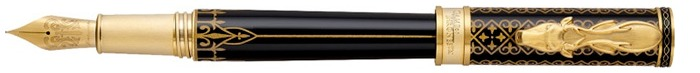 Stylo plume Montegrappa, série Game of Thrones Baratheon