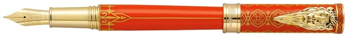 Stylo plume Montegrappa, série Game of Thrones Lannister