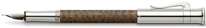 Stylo plume Faber-Castell, Graf von, série Limited Edition Snakewood Brun