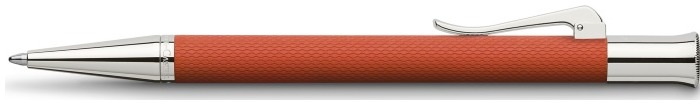 Faber-Castell, Graf von Ballpoint pen, Guilloche Resin series Orange