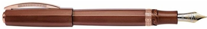 Visconti Fountain pen, Brunelleschi Limited Edition series Terracotta (Oversized)