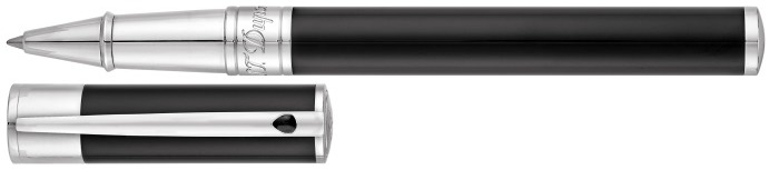 Dupont, S.T. Roller ball, D-Initial series Black CT