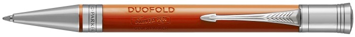 Parker Ballpoint pen, Duofold Classic series Big Red CT Vintage
