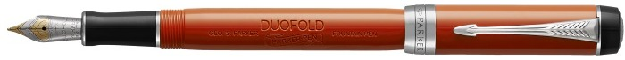 Parker Fountain pen, Duofold Classic series Big Red CT Vintage (International)