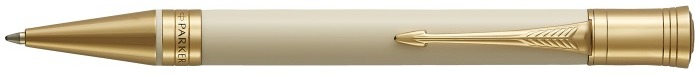 Parker Ballpoint pen, Duofold Classic series Ivory GT