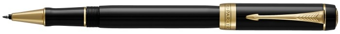 Parker Roller ball, Duofold Classic series Black GT