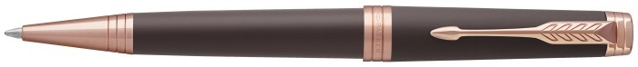 Parker Ballpoint pen, Premier series Brown PGT