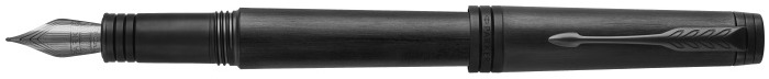 Parker Fountain pen, Premier Monochrome series Black matte BT