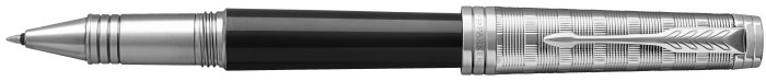 Parker Roller ball, Premier Custom series Black lacquer/Palladium
