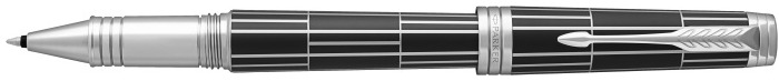 Parker Roller ball, Premier Luxury series Black Matte/Palladium