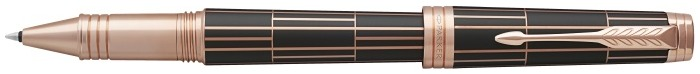 Parker Roller ball, Premier Luxury series Brown matte/Rose gold