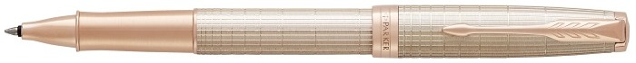 Parker Roller ball, Sonnet Prestige Classic series Chiseled Silver PGT