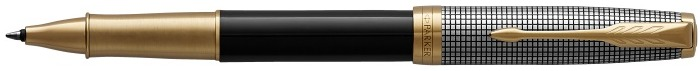 Parker Roller ball, Sonnet Classic series Black/Chiseled Silver GT