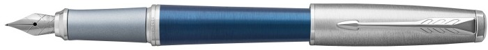 Parker Fountain pen, Urban Premium Stylish series Brushed dark blue CT