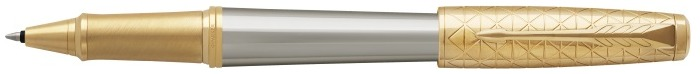 Parker Roller ball, Urban Premium Stylish series Grey GT (Aureate Powder)