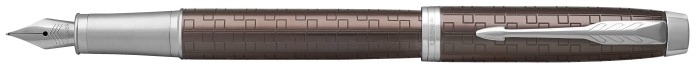 Parker Fountain pen, IM Premium Essential series Brown CT