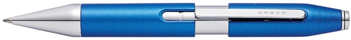 Cross Retractable Roller ball, Cross X series Blue