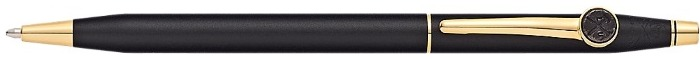 Cross Ballpoint pen, Classic Century Liberty United series Black Matte GT