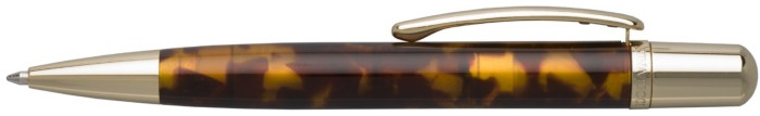 Nina Ricci Ballpoint pen, Adage series Marbled brown amber