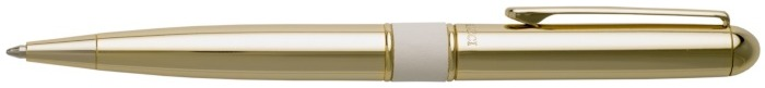 Nina Ricci Ballpoint pen, Intense series Gold (White ring)