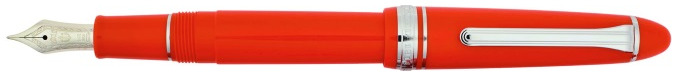 Stylo plume Sailor pen, série 1911 Royal Tangerine (Standard, pointe 14kt)