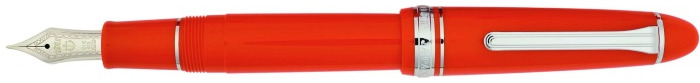 Stylo plume Sailor pen, série 1911 Royal Tangerine (Large, pointe 21kt)