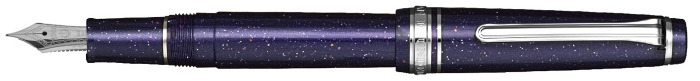 Sailor pen Fountain pen, Professional Gear Slim Purple Cosmos series