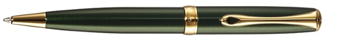 Diplomat Ballpoint pen, Excellence A series Green GT