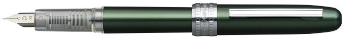 Platinum Fountain pen, Plaisir series Green