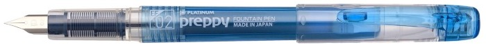 Platinum Fountain pen, Preppy series Blue-black (Special nib)