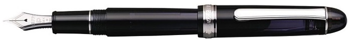 Platinum Fountain pen, 3776 Century series Black CT