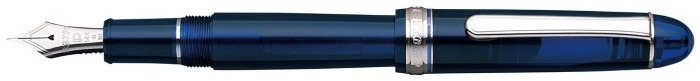 Platinum Fountain pen, 3776 Century series Blue CT