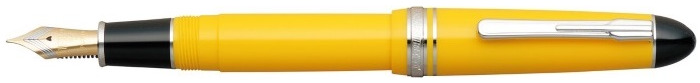 Platinum Fountain pen, President series Yellow CT