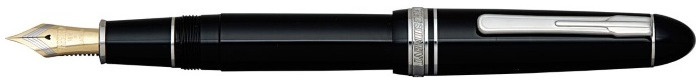 Platinum Fountain pen, President series Black CT