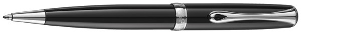 Diplomat Ballpoint pen, Excellence A² series Black CT