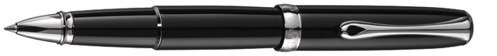 Diplomat Roller ball, Excellence A² series Black CT