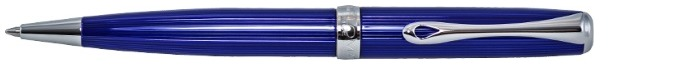 Diplomat Ballpoint pen, Excellence A² series Skyline blue CT