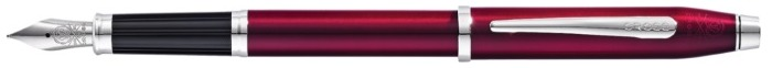 Cross Fountain pen, Century II series Plum CT