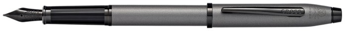 Cross Fountain pen, Century II series Gunmetal gray BKT