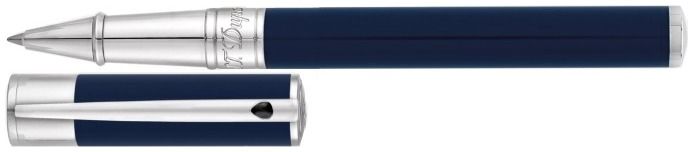 Dupont, S.T. Roller ball, D-Initial series Blue CT