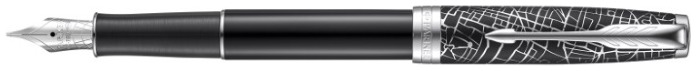 Parker Fountain pen, Sonnet Special Edition series Black CT (Metro)