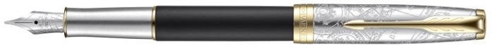 Parker Fountain pen, Sonnet Special Edition series Black GT (Impression)